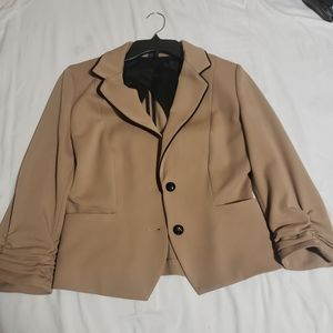 Express Tan Blazer